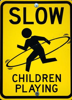 Children Caution