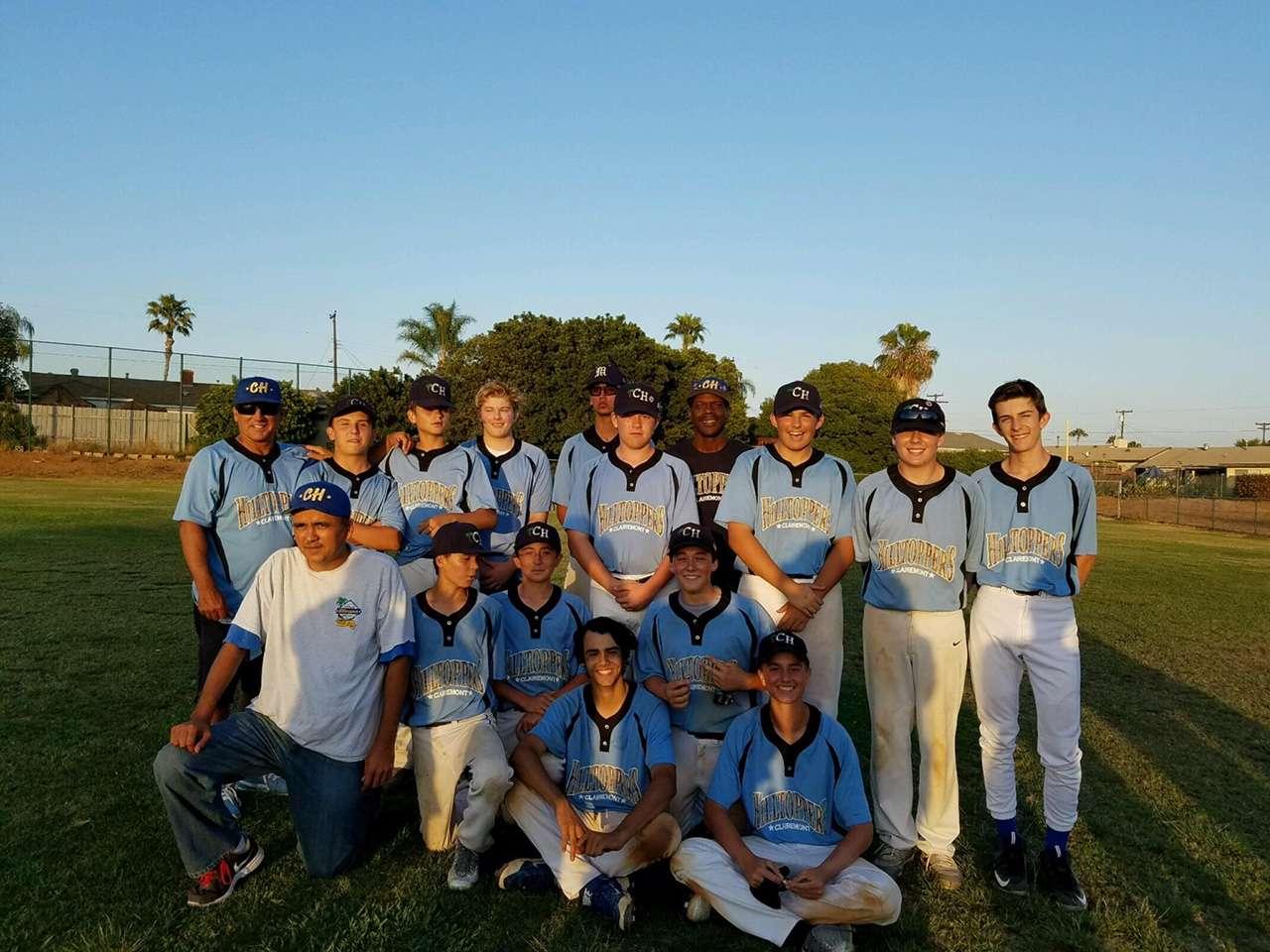 2016 Seniors champs
