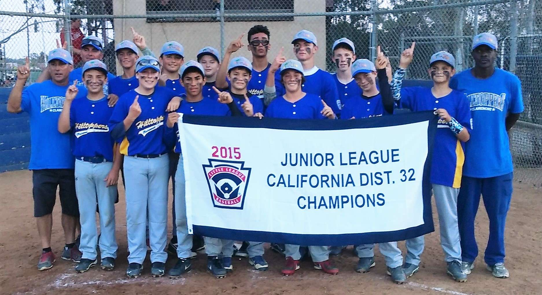 2015 Junior Champions