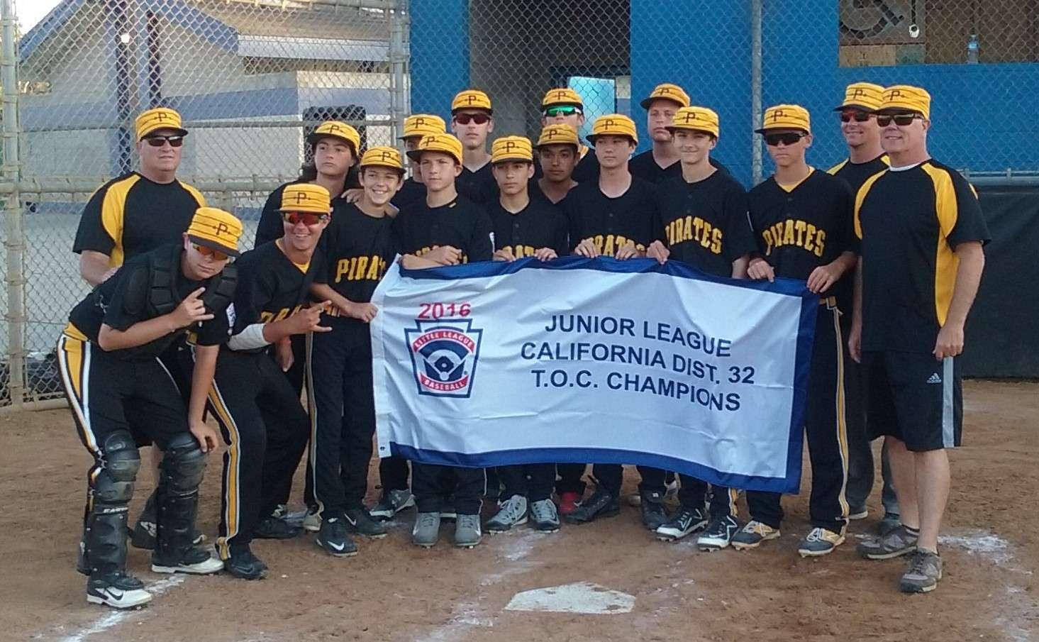 2016 juniors toc