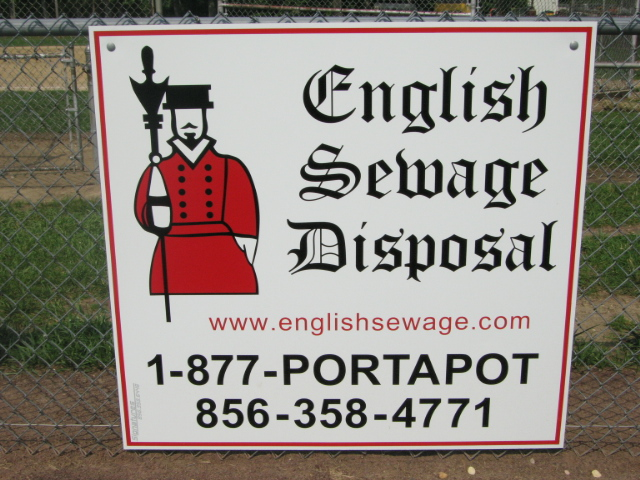 English Sewage Disposal