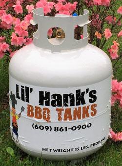 LiL Hanks BBQ Tanks
