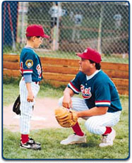 Coach With Kid
