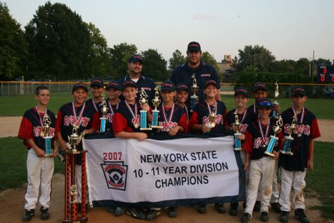 2007 11u State Champs