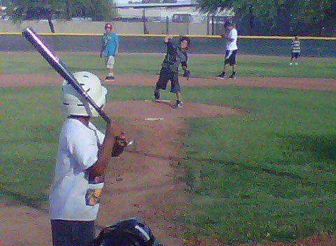 Murphy baseball battery