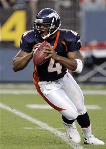 Darryl Hackney Broncos