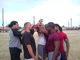 09 NFLC huddle
