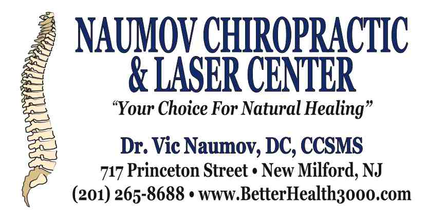 Naumov Chiropractic & Laser Center