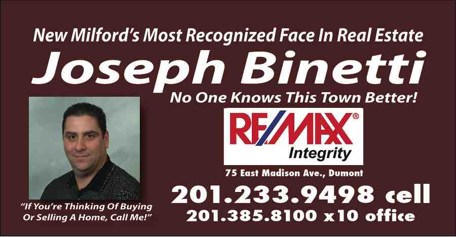 Joe Binetti/ReMax Integrity