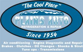 Plains Auto Refrigeration