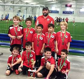 U10boysHoliday2015Runnerup