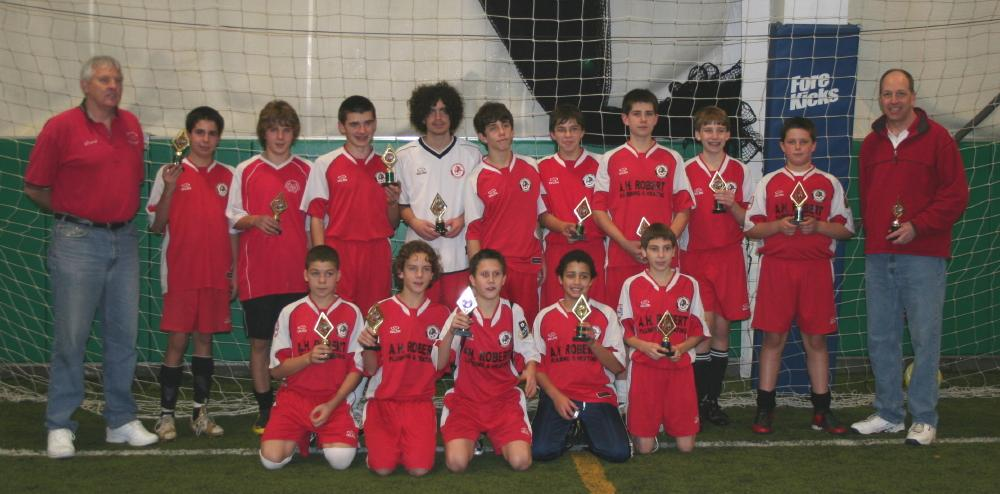 U14 Boys - Forekicks Christmas 2007