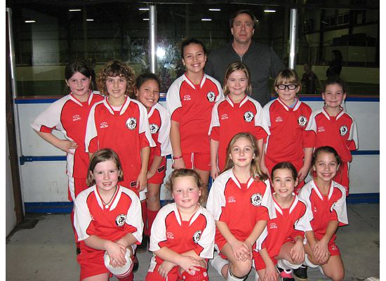U10 Girl B - First Session Champs 2009