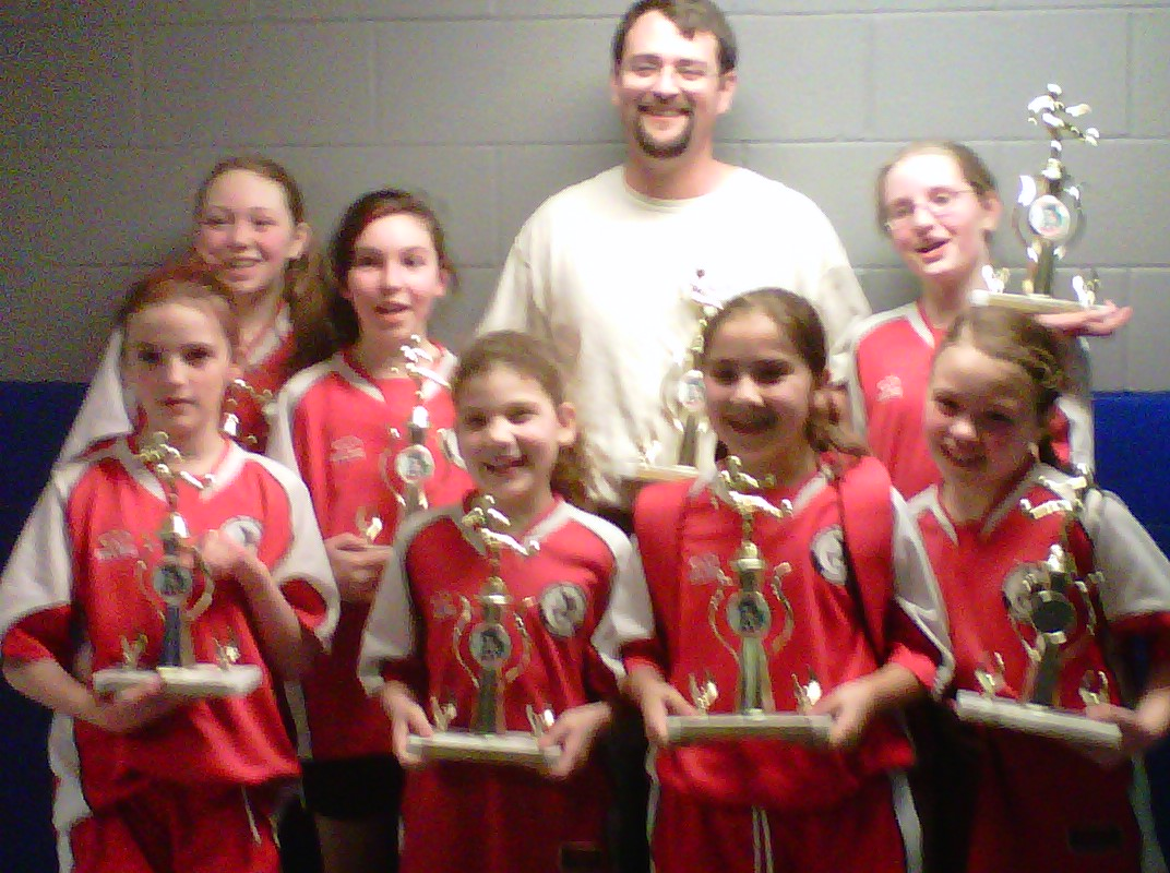 U12GirlsB2010Winter