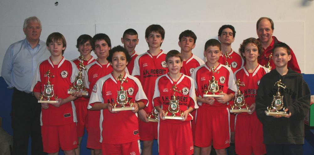 U14 Boys - Teamworks 2008