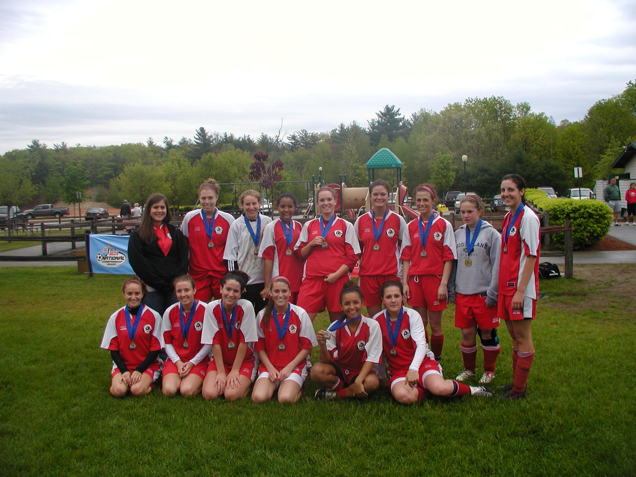 U17GirlsStateChamps2008
