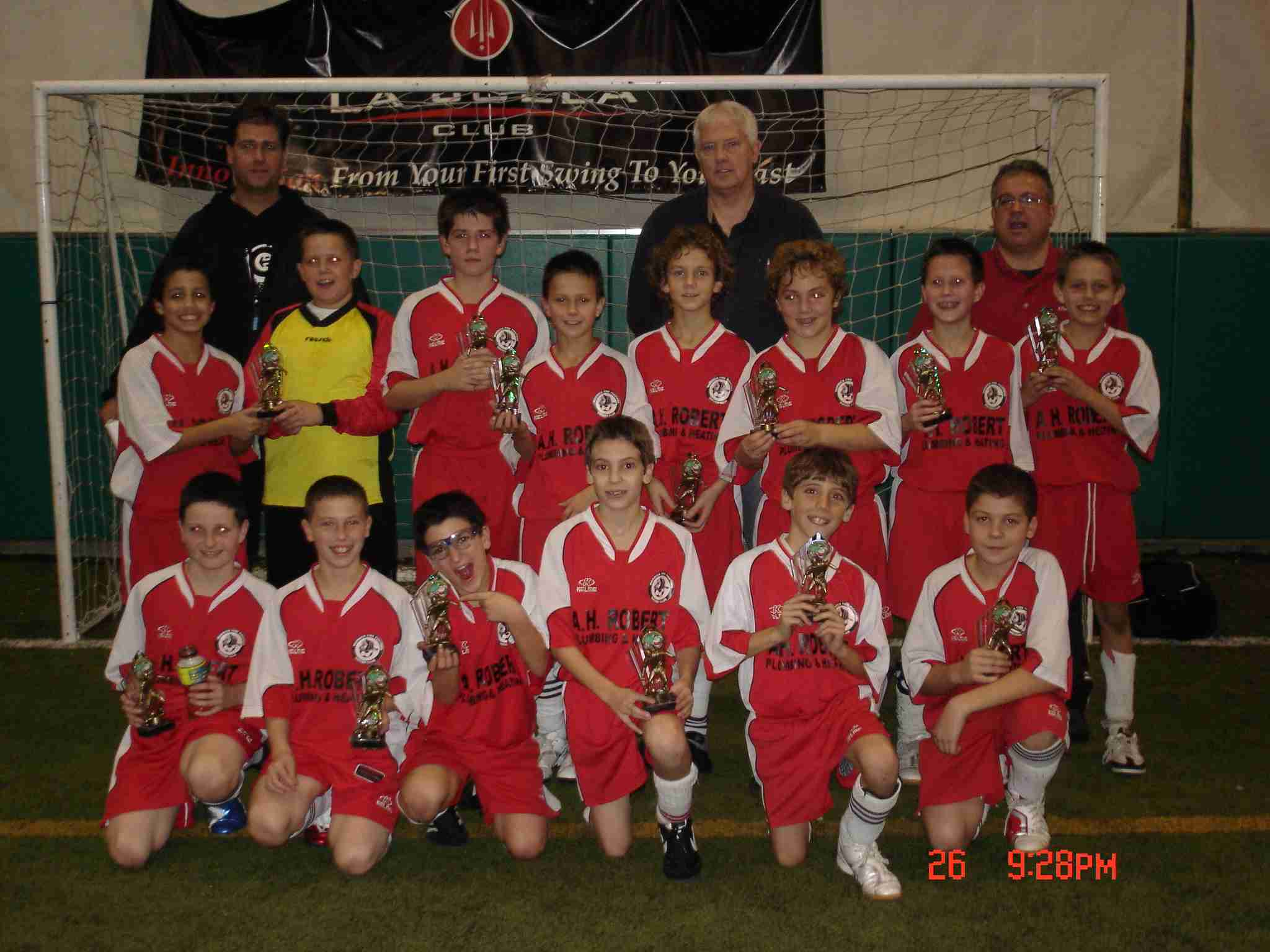 Forekicks Champs 2006