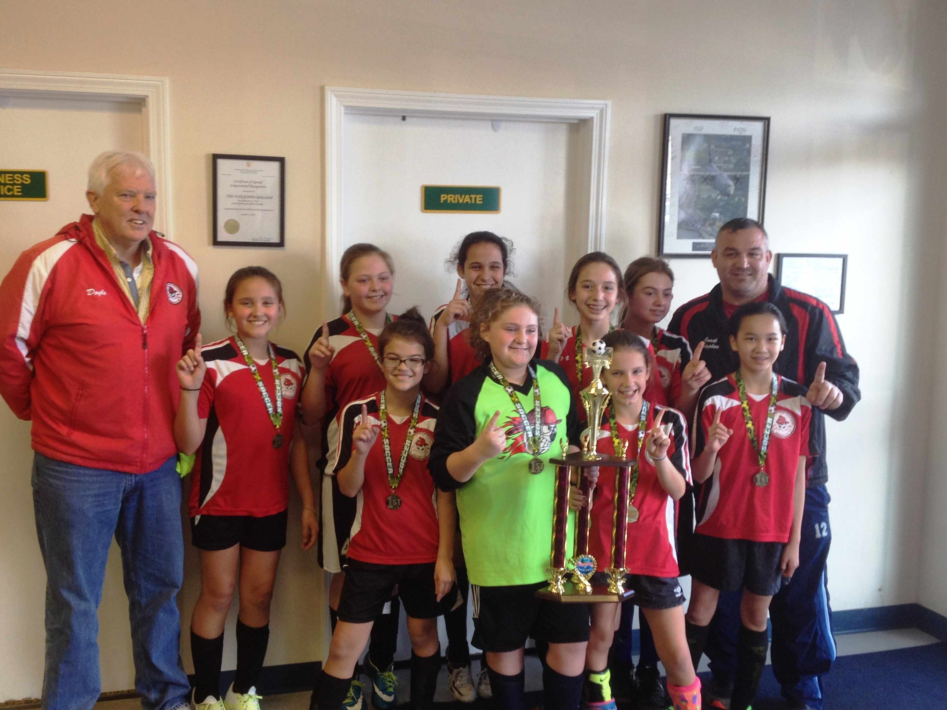 U12girlsThanksgivingChamps2015