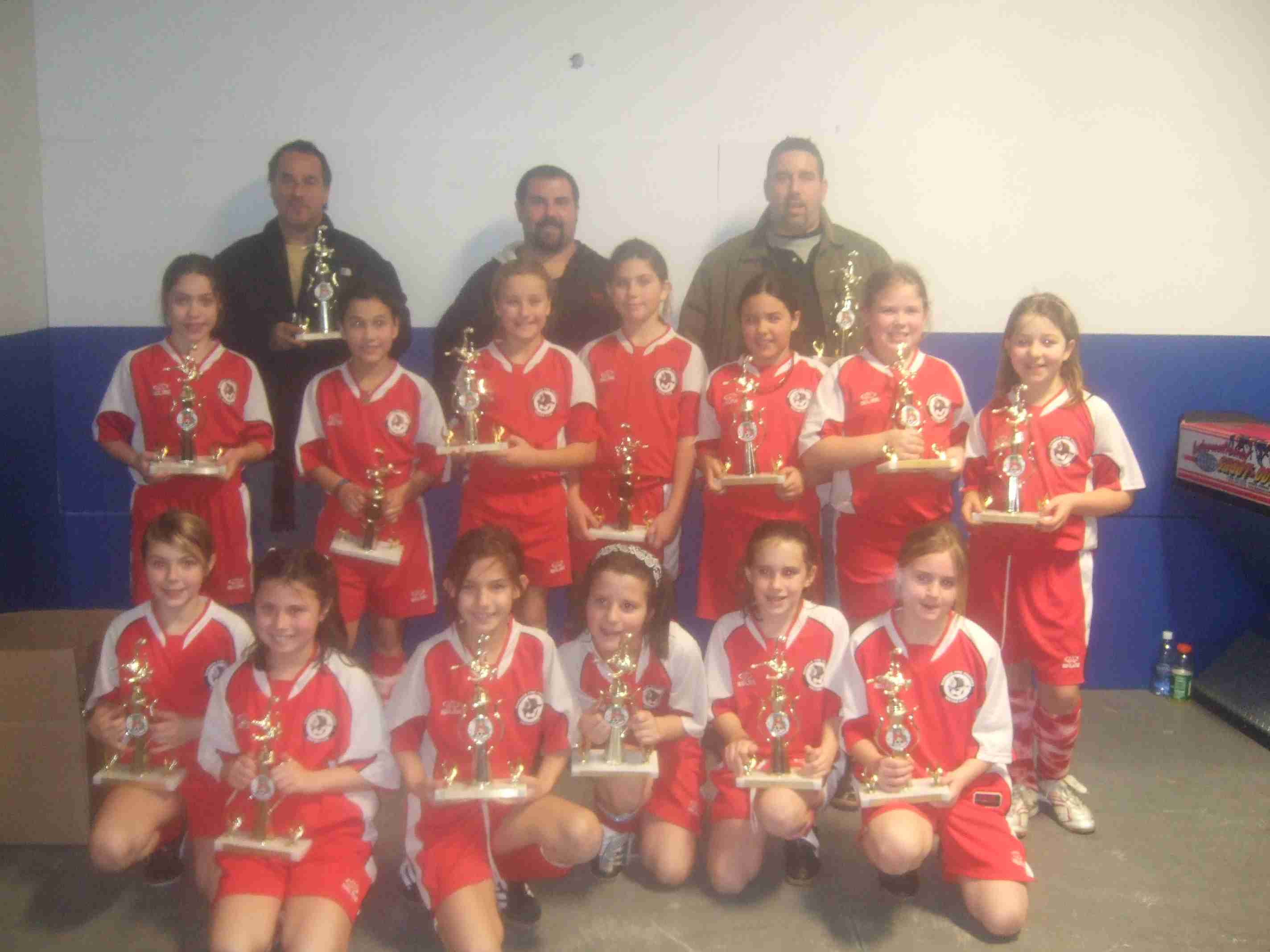 U10 Girls Champs Holiday Tourny-2008