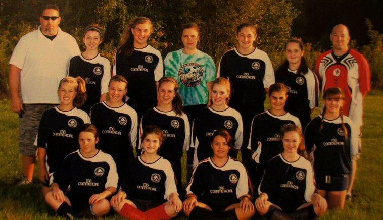 2011 U15 Rec Girls