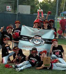 2014 State Champions 9U