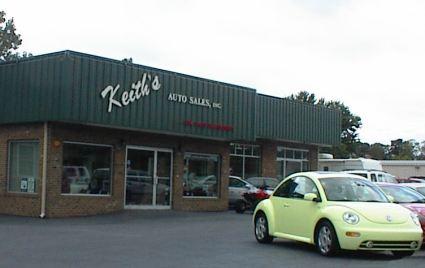 Kieths Auto