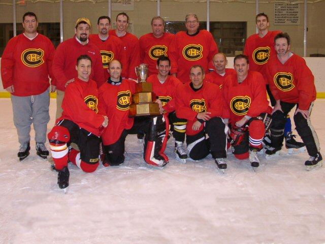 Red Team 2004 - 05