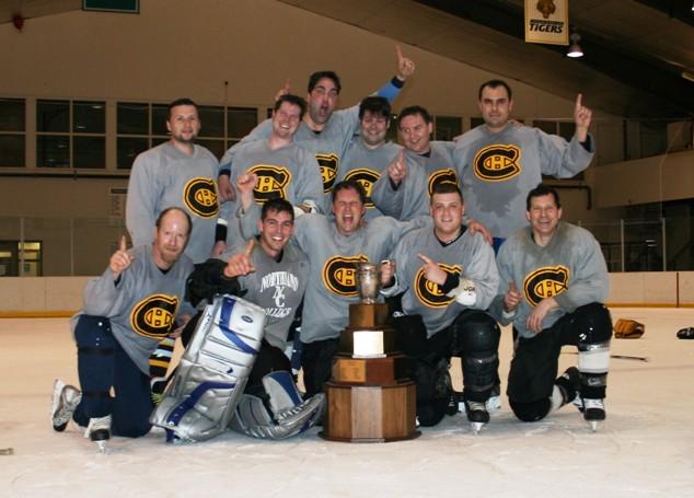 2007-08 Gray Team Champs