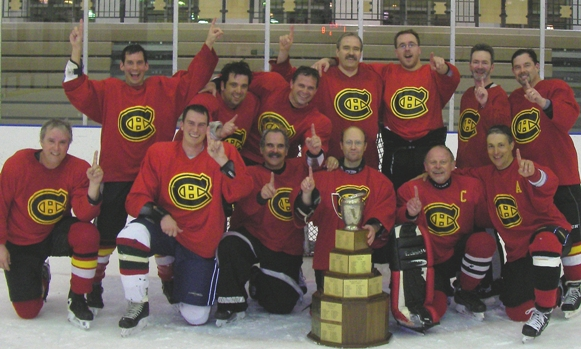 2007-08 Red Team B Champs