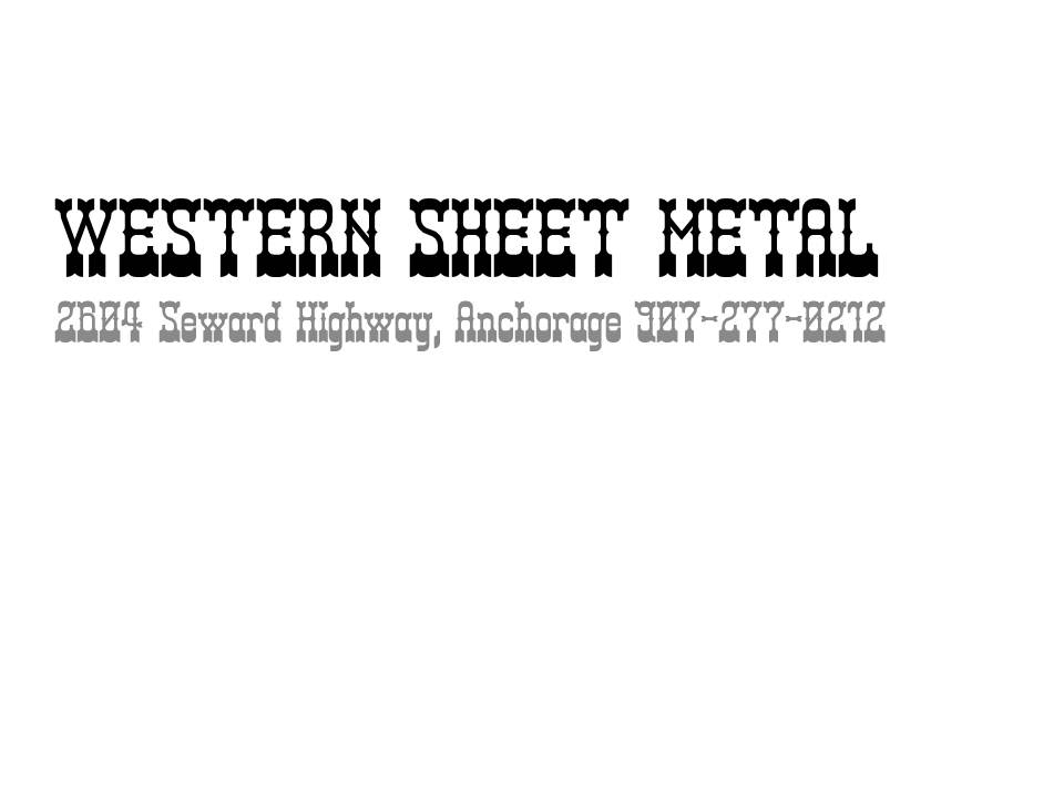 Western Sheet Metal