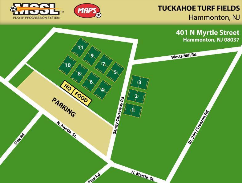 Tuckahoe Myrtle Street