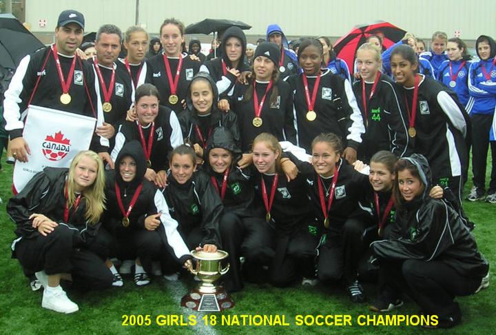 G18 NATIONALS 2005