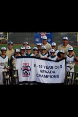 2013 Nevada State Champions