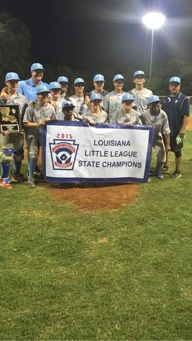 Eastbank 2015 11-12 State Champions