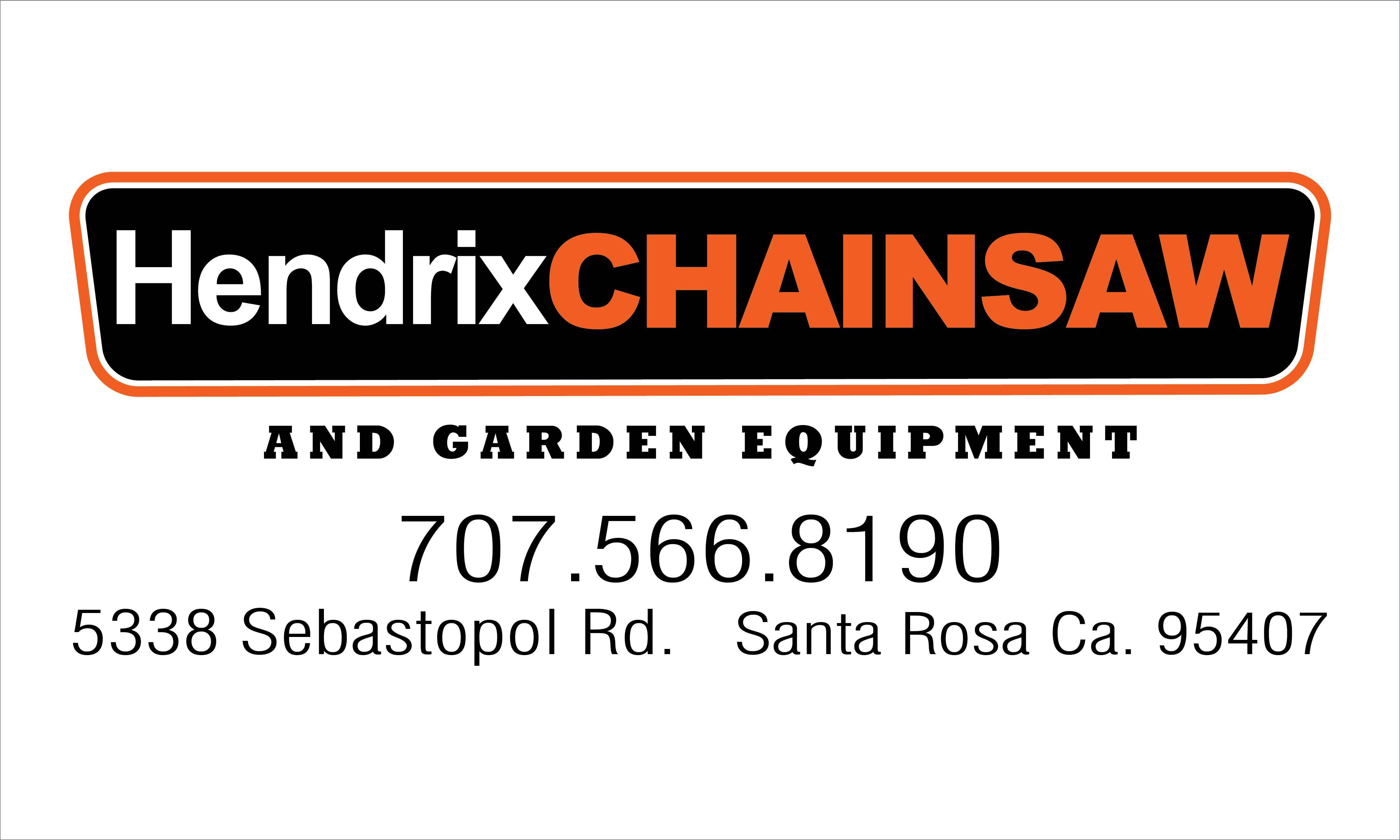 Hendrix Chainsaw