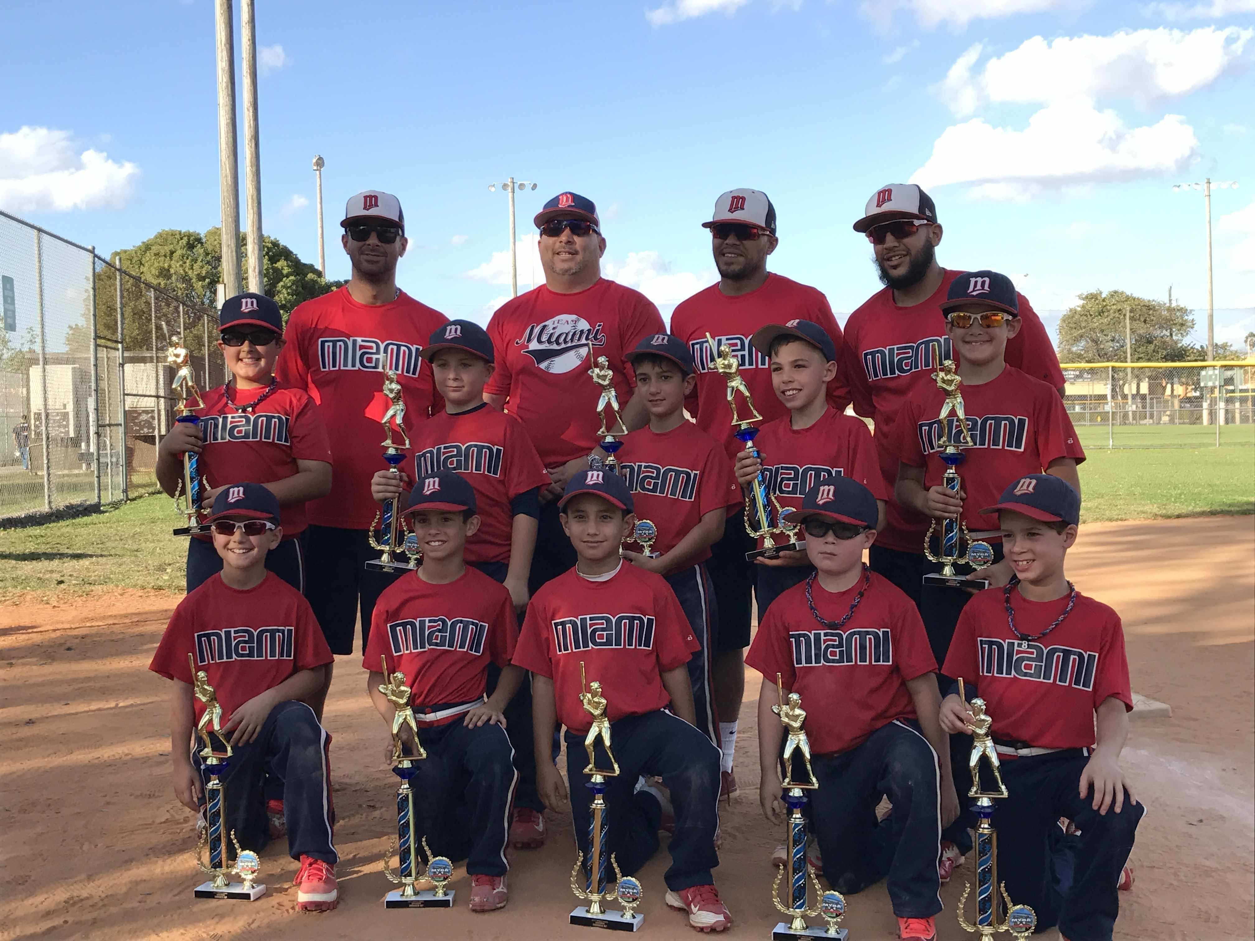 Myba tournament site 9u team miami runner ups malvernweather Choice Image