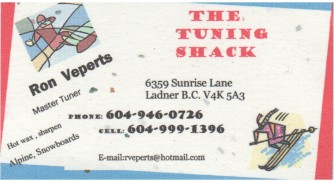 The Tuning Shack