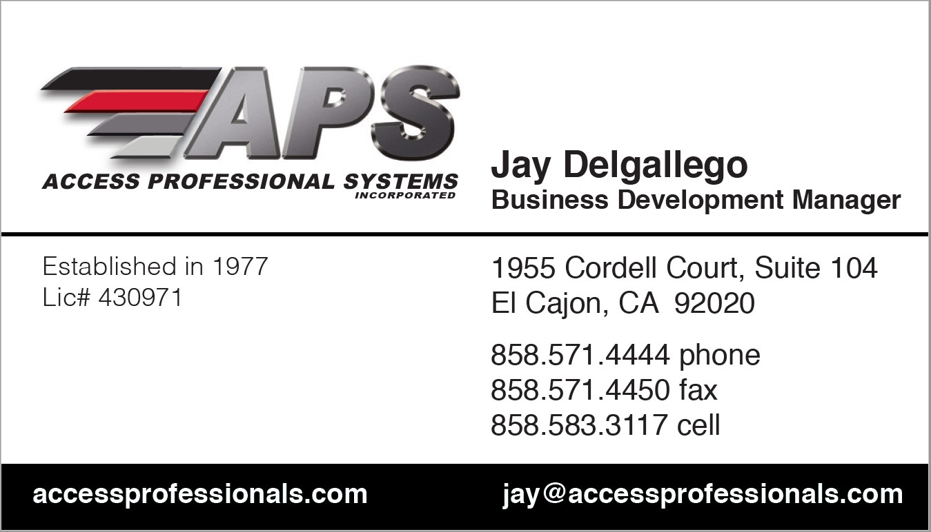 Access Professional Systems