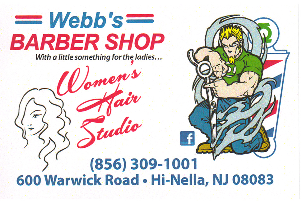 Webb's Barber Shop