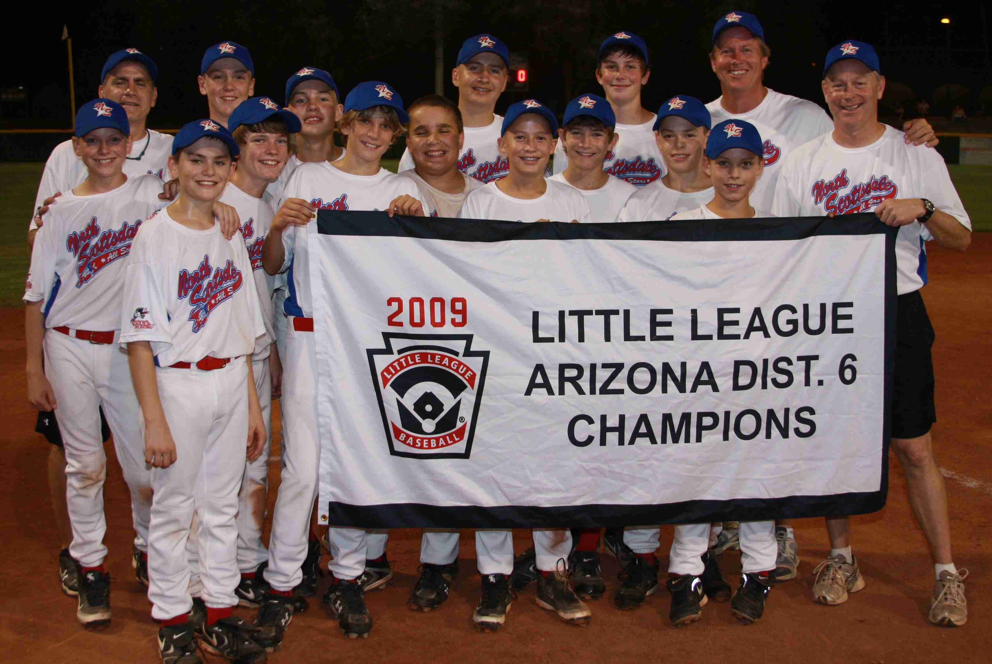 2009 NSLL 11-12s Champs
