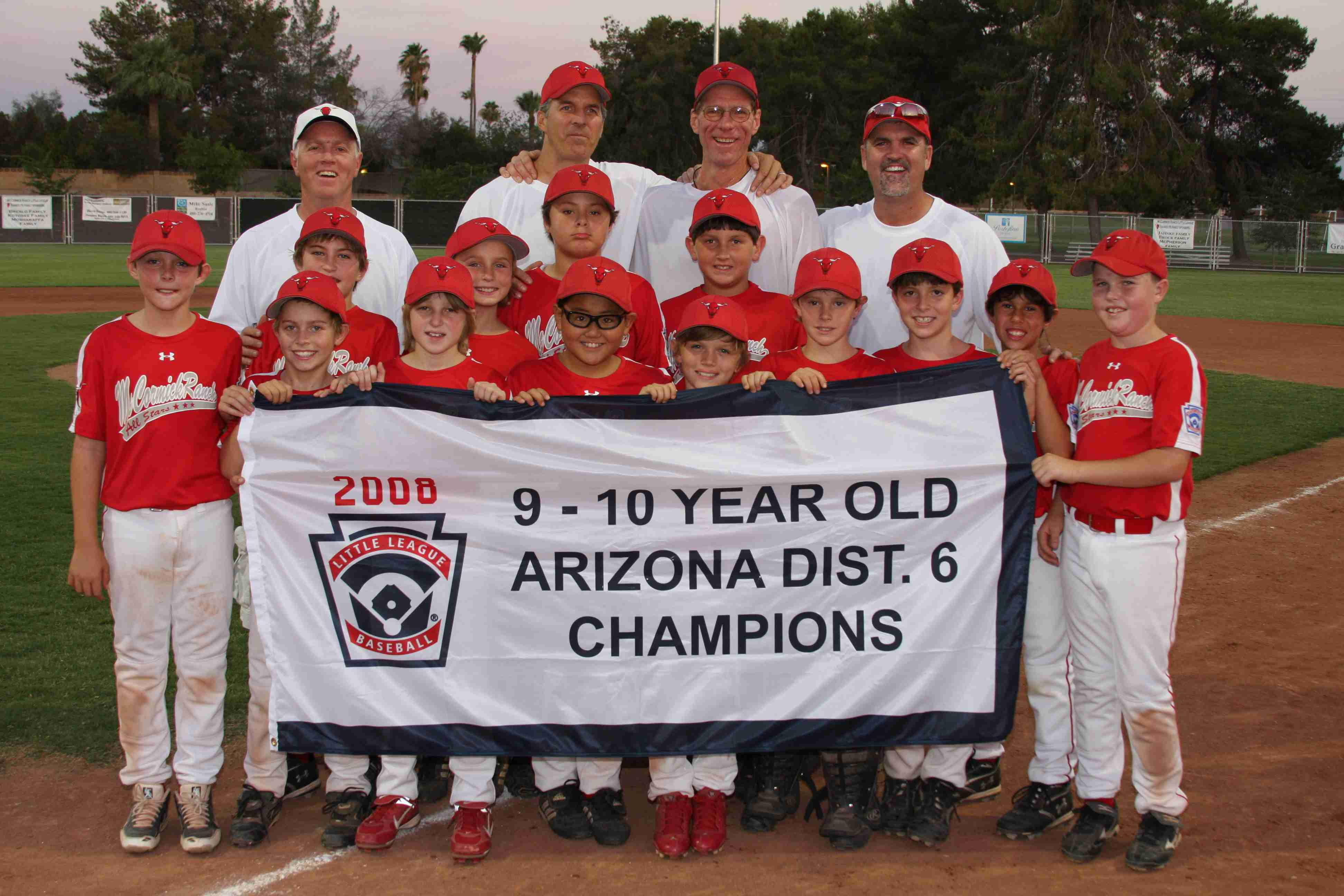 2008 MRLL 9-10s Champs