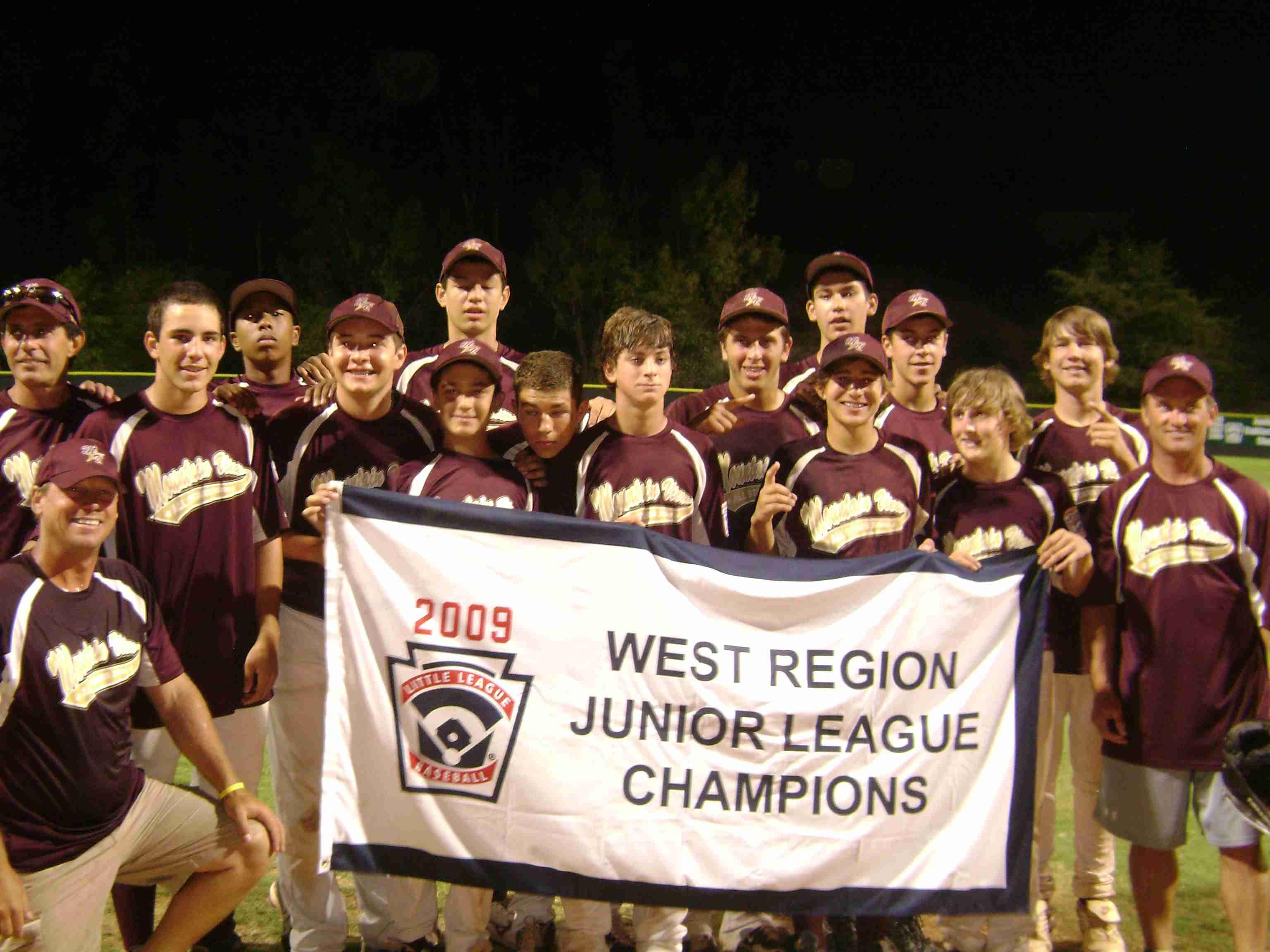 2009 MVLL 13-14s Western Region Champs