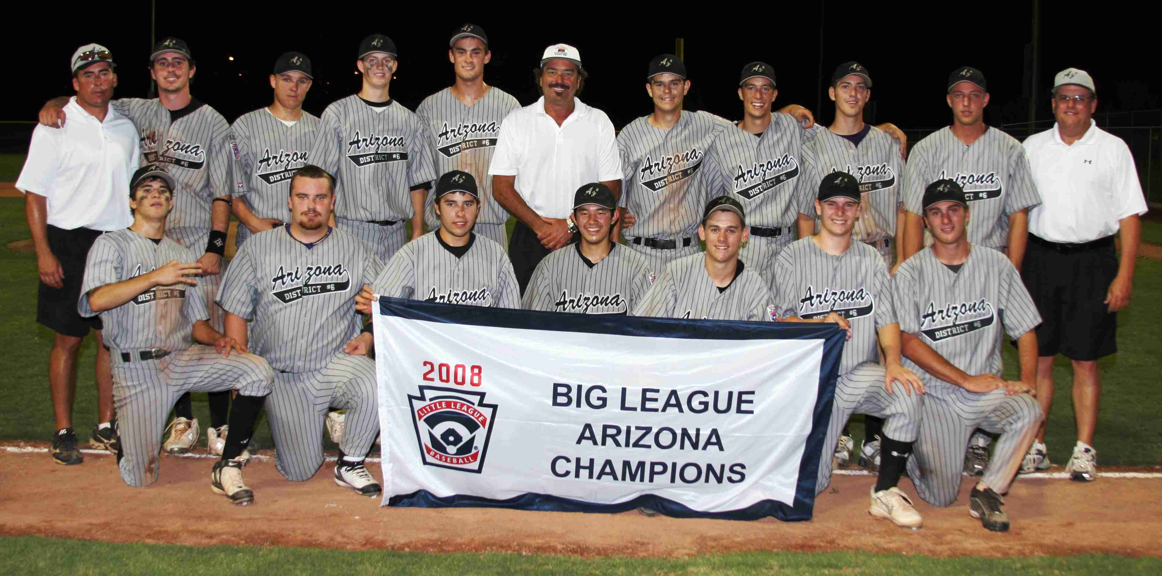 2008 D6 Big League champs