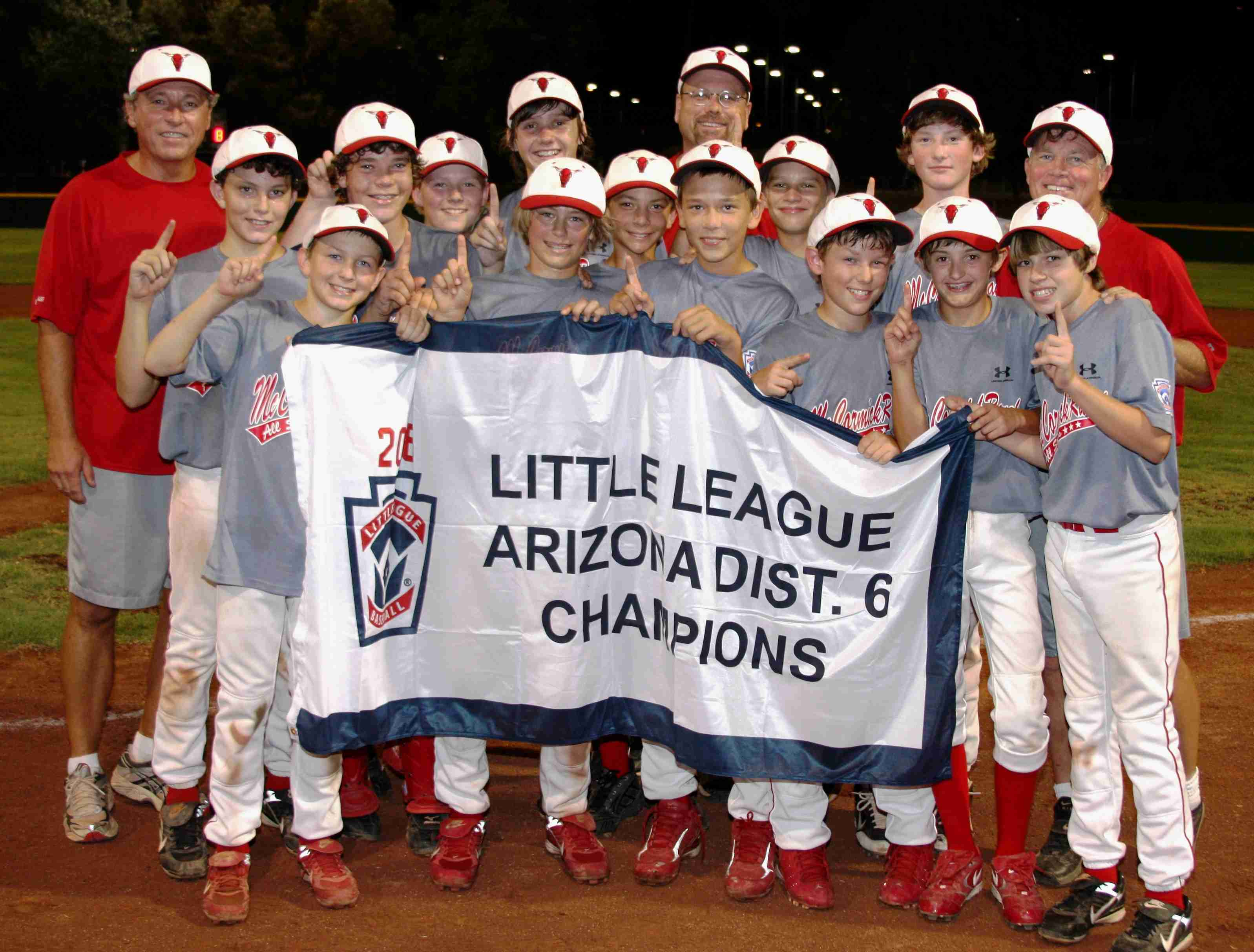 2008 MRLL 11-12s Champs