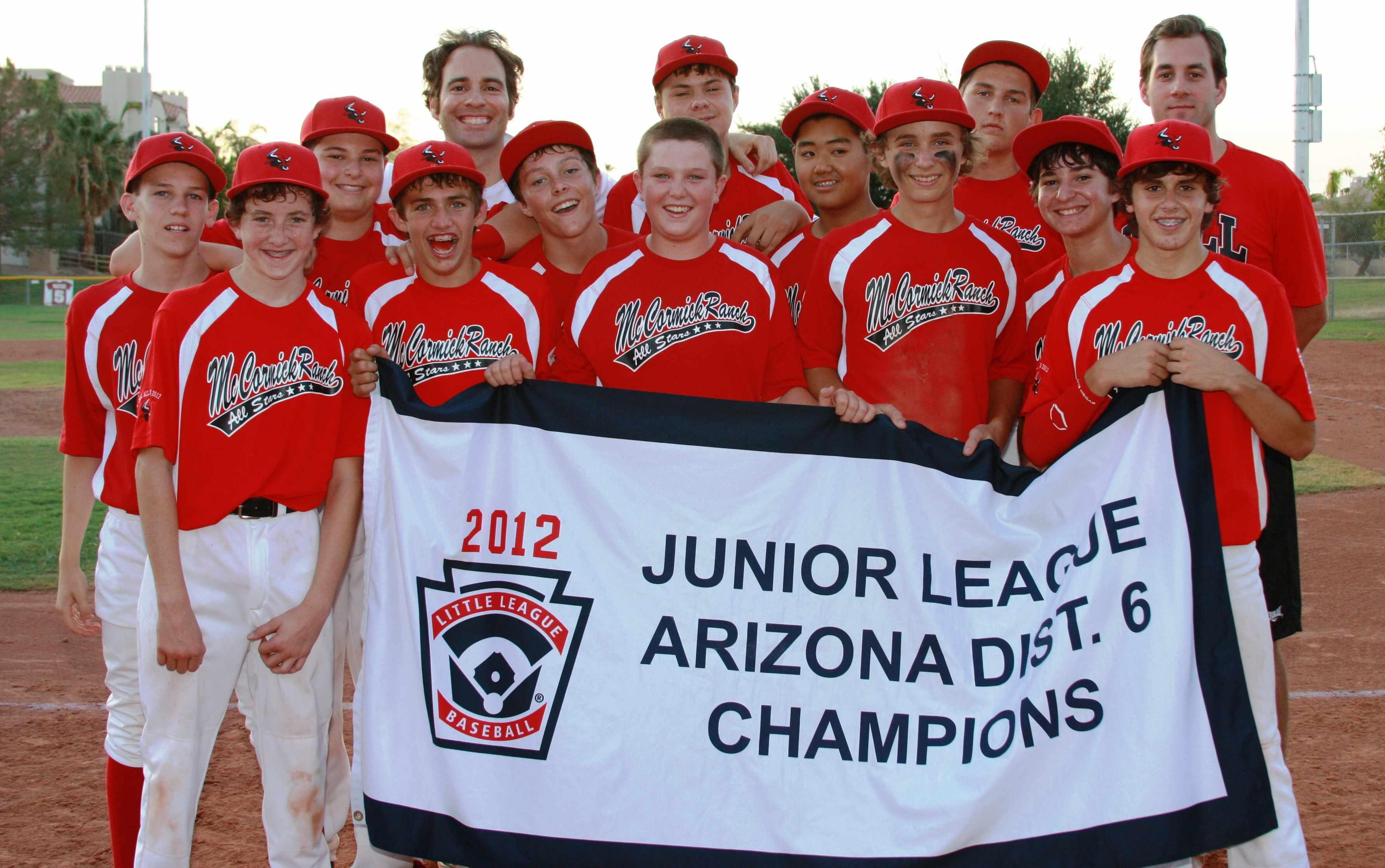 MRLL 2012 Jr Baseball Champions-1.jpg