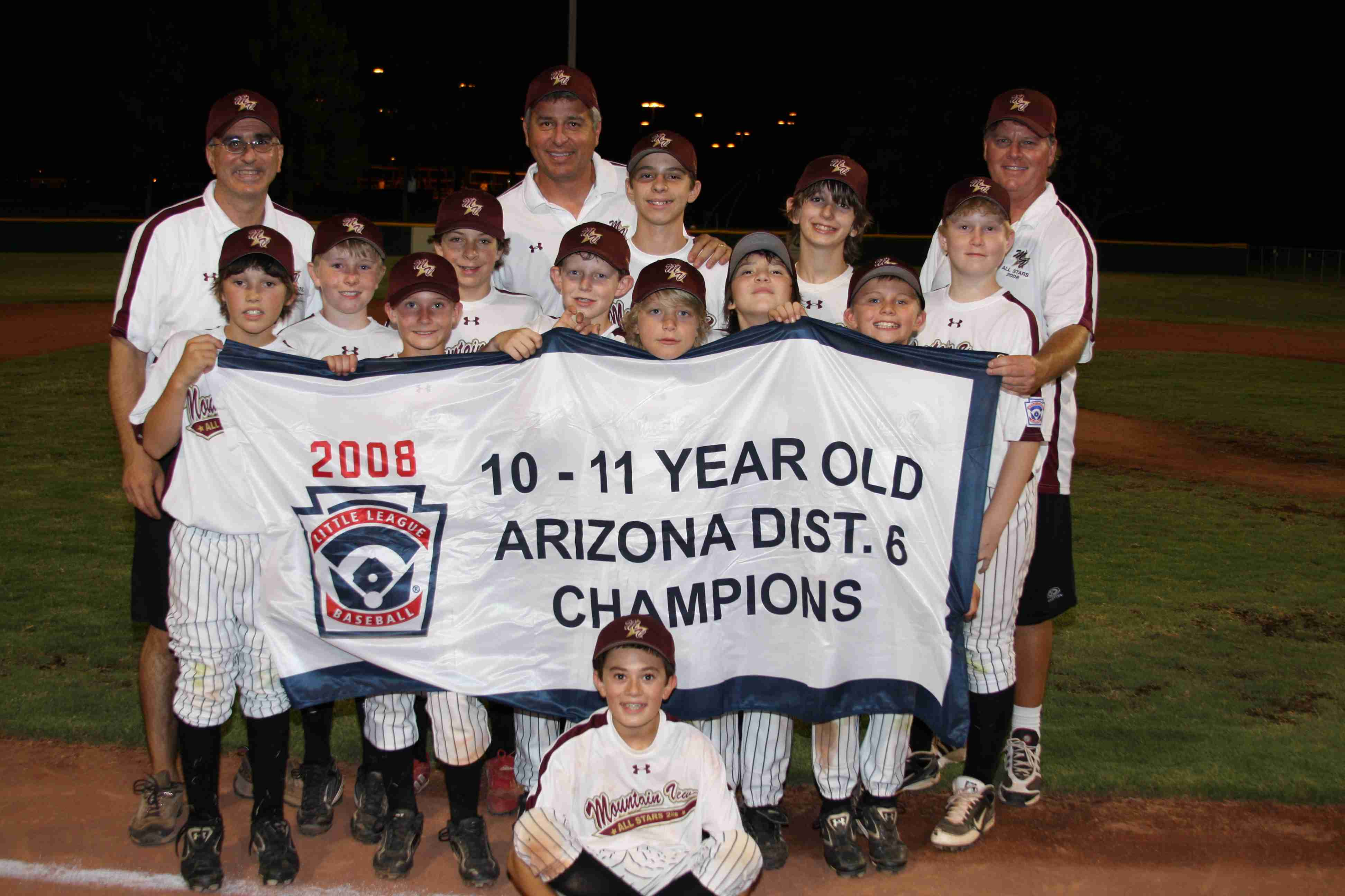 2008 MVLL 10-11s Champs