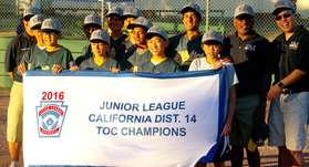 Junior Shaughnessy Champions