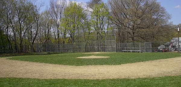 Pitching Machine Field