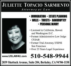 Juliette Sarmiento Sponsor