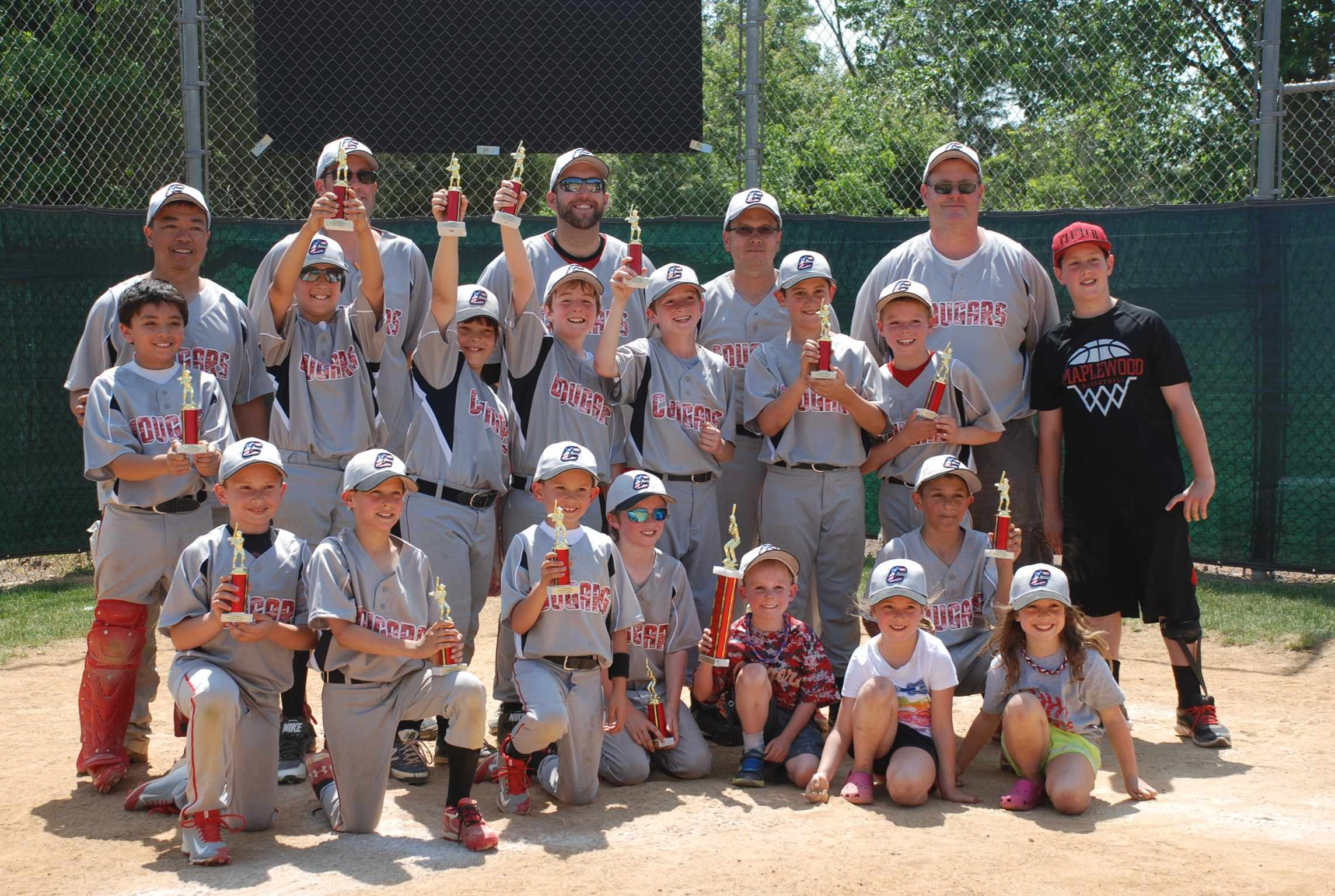 2015SummerCougars10U